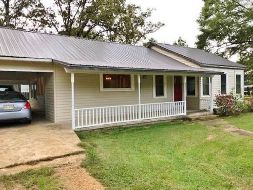 Home And Hunting Land For Sale Smit : Smithdale : Amite County : Mississippi
