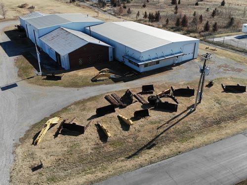 Industrial Manufacturing Facility : Sikeston : Scott County : Missouri