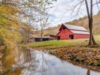 240 Ac Farm in Franklin TN : Franklin : Williamson County : Tennessee