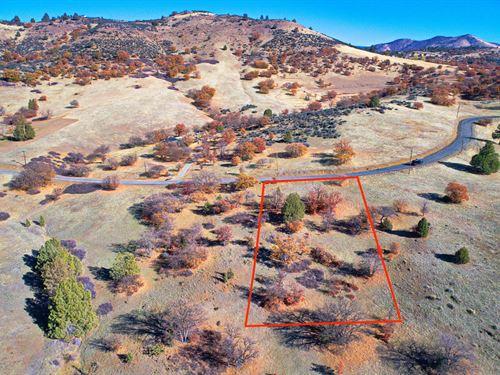 1 Acre Near Public Land : Hornbrook : Siskiyou County : California
