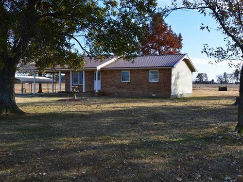 Residential Home on 10 Acres : Broseley : Butler County : Missouri