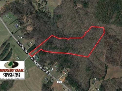 17.24 Acres of Recreational And Re : Axton : Pittsylvania County : Virginia