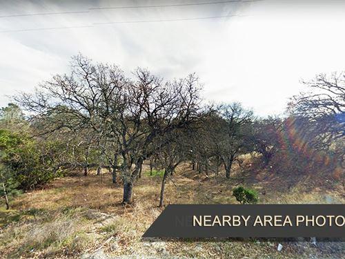 Property in Corning, CA, 1.35 Acre : Corning : Tehama County : California
