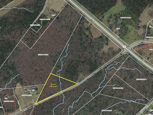 Residential Setting : Belton : Greenville County : South Carolina