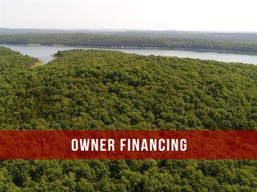 $500 Down on 10 Acres at Lake : Cedarcreek : Taney County : Missouri