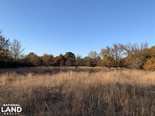 Beggs Privacy Hunting : Okmulgee : Oklahoma