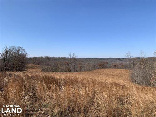 Illinois River 400 Cattle & Hunt : Chewey : Adair County : Oklahoma