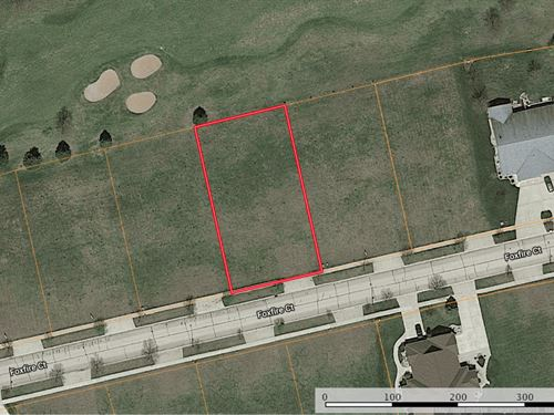 Buildable Lot Foxfire Golf Course : Waupaca : Wisconsin