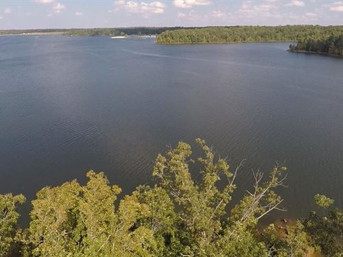 Water View Lake Lot : Huntingdon : Carroll County : Tennessee
