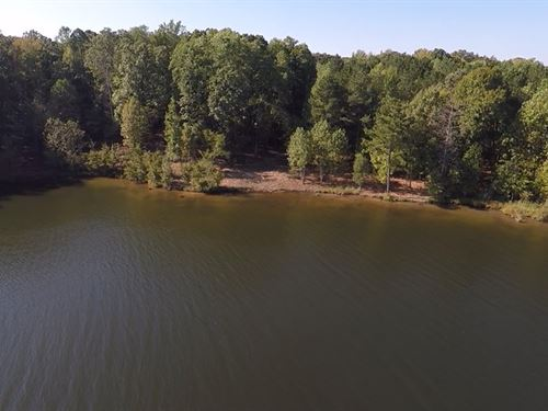 Water View Lot : Huntingdon : Carroll County : Tennessee