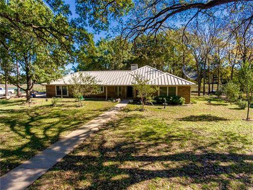 Ranch Style Home, Pond Near Dallas : East Tawakoni : Rains County : Texas