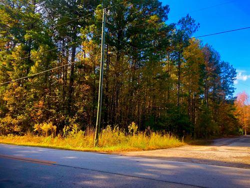 .86 Acres Homesite Greene County : Woodville : Greene County : Georgia