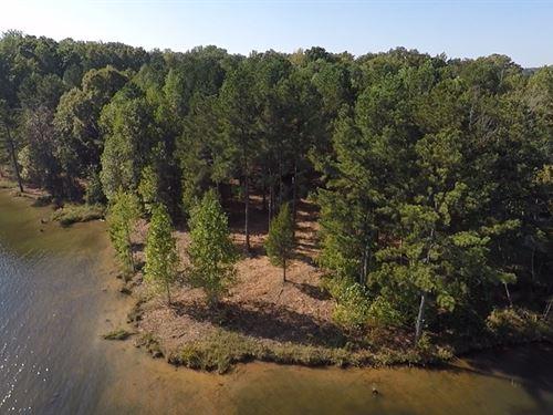 Beautiful Water View Lot : Huntingdon : Carroll County : Tennessee