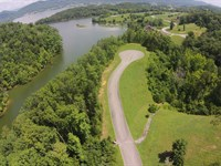 Cherokee Lake Front Lot, Boat Slip : Russellville : Hamblen County : Tennessee