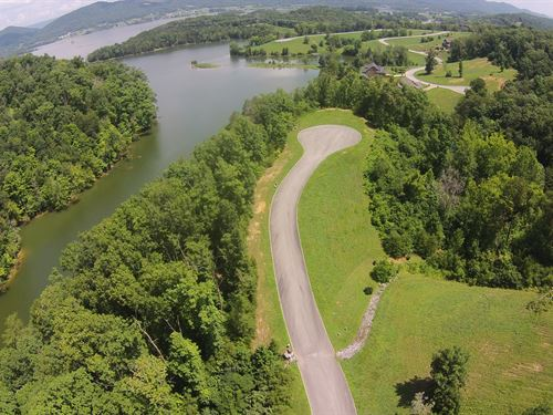 Cherokee Lake Front Lot, Boat Slip : Russellville : Hamblen County : Tennessee