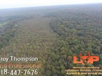 Big Cane Hunting Property : Big Cane : Saint Landry Parish : Louisiana