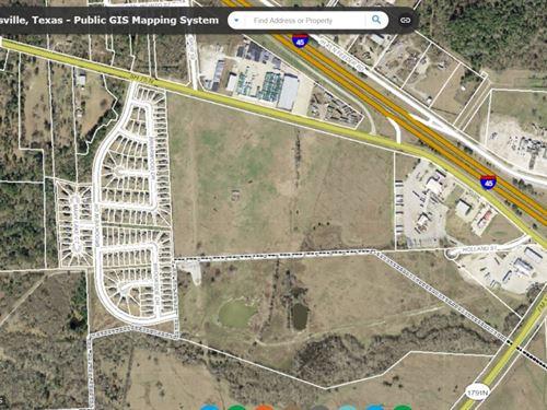 Huntsville Development : Huntsville : Walker County : Texas