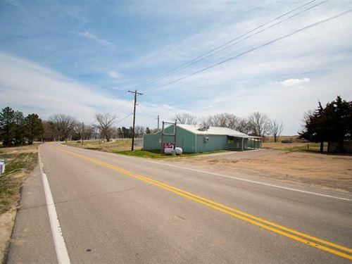 Johnson Lake Residential / Commerci : Johnson Lake : Gosper County : Nebraska