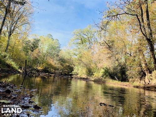 Little River Recreational Land : Winnsboro : Fairfield County : South Carolina