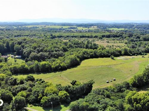 Hiwassee College Farmland : Madisonville : Monroe County : Tennessee