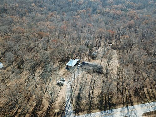 Home, 10 Acres, St Clair County MO : Weaubleau : Saint Clair County : Missouri