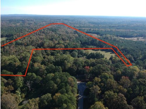 Land Close to Columbus : Cataula : Harris County : Georgia