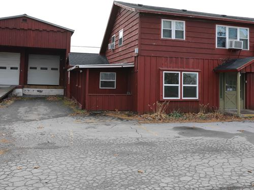 Multi-Use With 8000' of Space : Oneida : Madison County : New York
