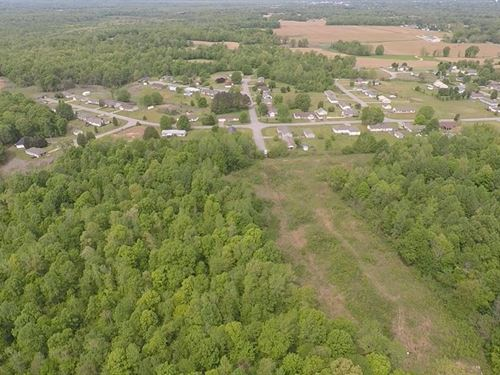 Great Investment Potential : Jackson : Madison County : Tennessee