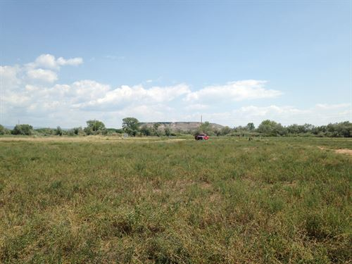 Lot Surveyed Ready Building : Orchard City : Delta County : Colorado