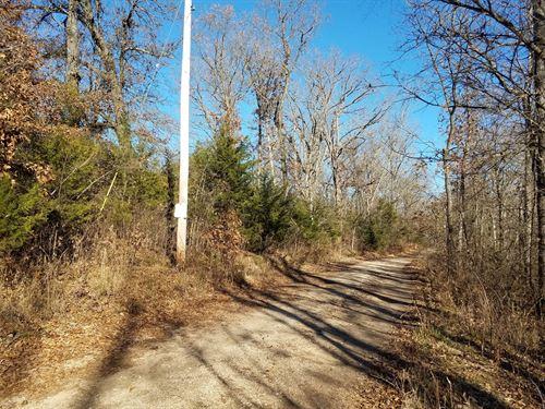 Land Lake Ozarks, 15 Surveyed : Barnett : Morgan County : Missouri