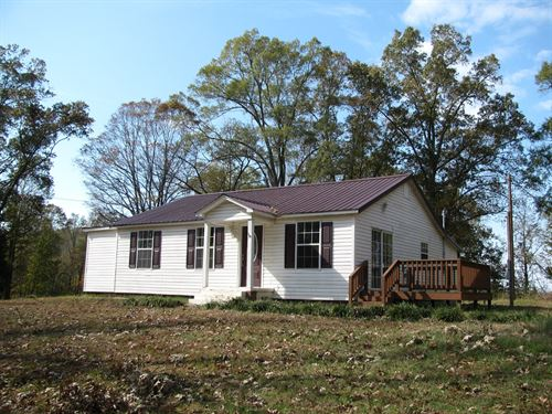 Country Home 2.7 Acres Hardin : Morris Chapel : Hardin County : Tennessee