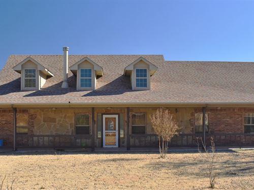 Ranch, Hunting, Fishing, Equine : Alex : Grady County : Oklahoma