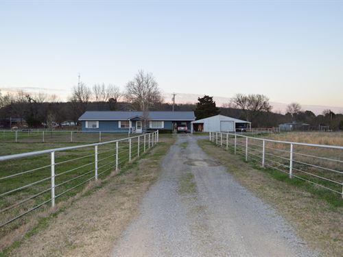 Home, Hartshorne,Ok, Home Land : Hartshorne : Pittsburg County : Oklahoma
