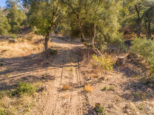 Wynola 2.5 Acre Home Site : Santa Ysabel : San Diego County : California