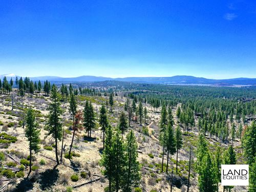 Secluded Location, Panoramic Views : Chiloquin : Klamath County : Oregon
