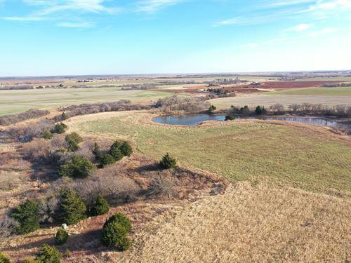 Premier Hunting Property : Meno : Major County : Oklahoma