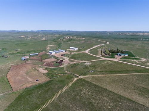 Lonetree Ranch, West Unit : Upton : Weston County : Wyoming