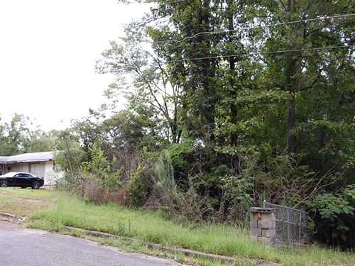 Residential Lot in Tuskegee : Tuskegee : Macon County : Alabama