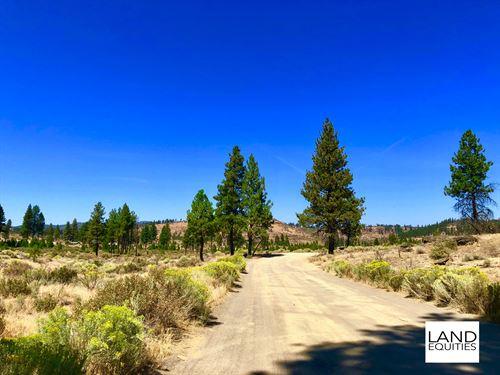 Fantastic Location, Only $199/Mo : Sprague River : Klamath County : Oregon
