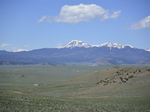 Rolling Hills With Mountain Views : Hartsel : Park County : Colorado