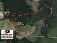 92 Acres of Farm And Residential : Clinton : Sampson County : North Carolina
