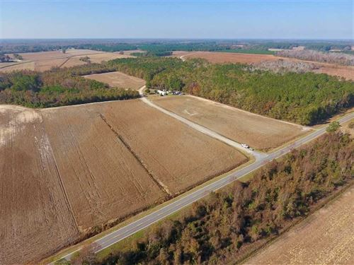 Under Contract, 42.75 Acres : Dover : Craven County : North Carolina