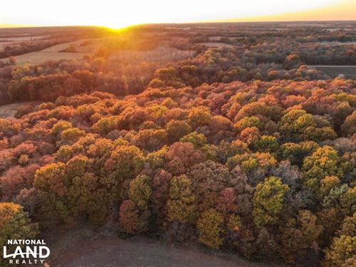 Beautiful Combo Farm And Home : Fulton : Bourbon County : Kansas