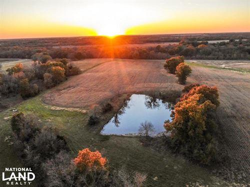 Bourbon County Farm, Hunt, Fish : Fulton : Bourbon County : Kansas