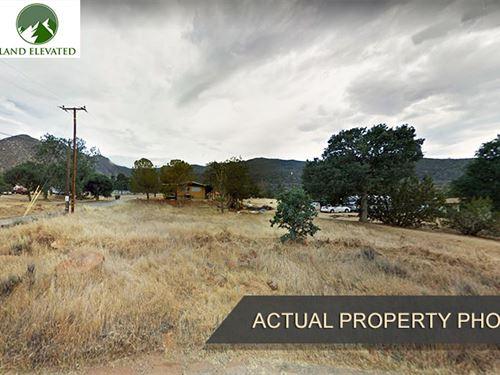 Land For Sale in Bodfish, CA : Bodfish : Kern County : California