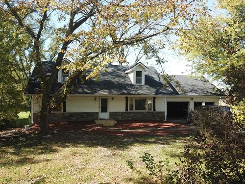 Country Home, Cass County MO : Harrisonville : Cass County : Missouri