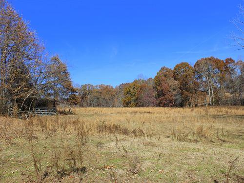 97 Acres, Super Location : Bon Aqua : Hickman County : Tennessee