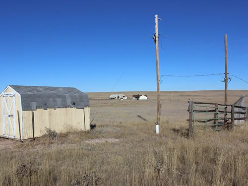 Little Shield Road Acreage : Cheyenne : Laramie County : Wyoming