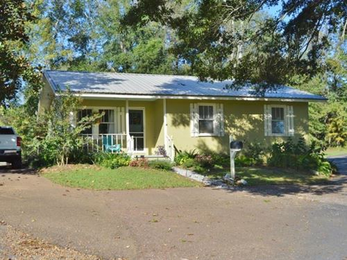 Country Cottage For Sale In Pike CO : Magnolia : Pike County : Mississippi