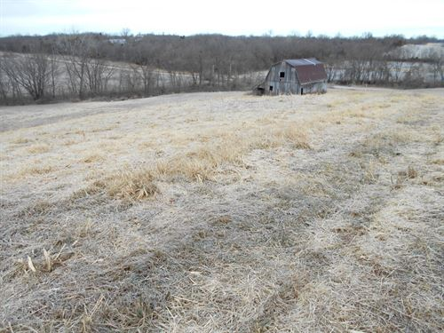Land For Sale In Livingston County : Chillicothe : Livingston County : Missouri